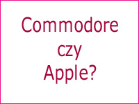 Commodore czy apple?