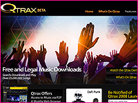 mp3 darmowe darmowa muzyka qtrax